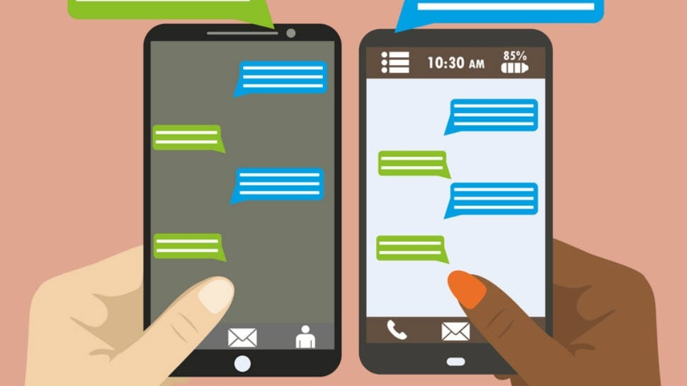 There are five ways to see someone phones text messages