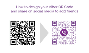 Method 1: Scan Viber QR Code