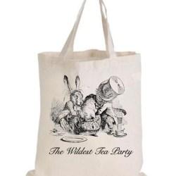 Wildest Tea Party Bag
