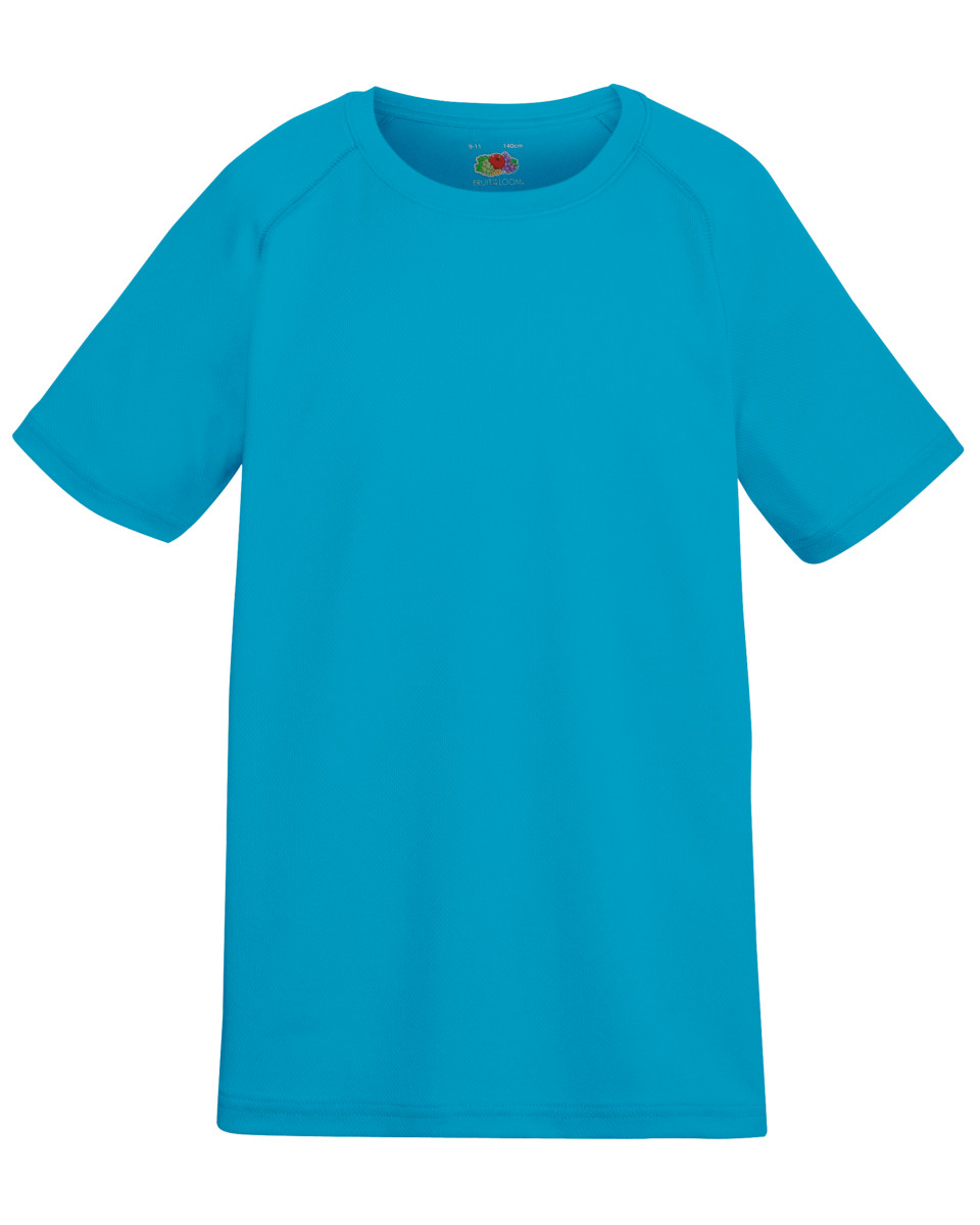Fruit Of The Loom Children's Performance T-Shirt