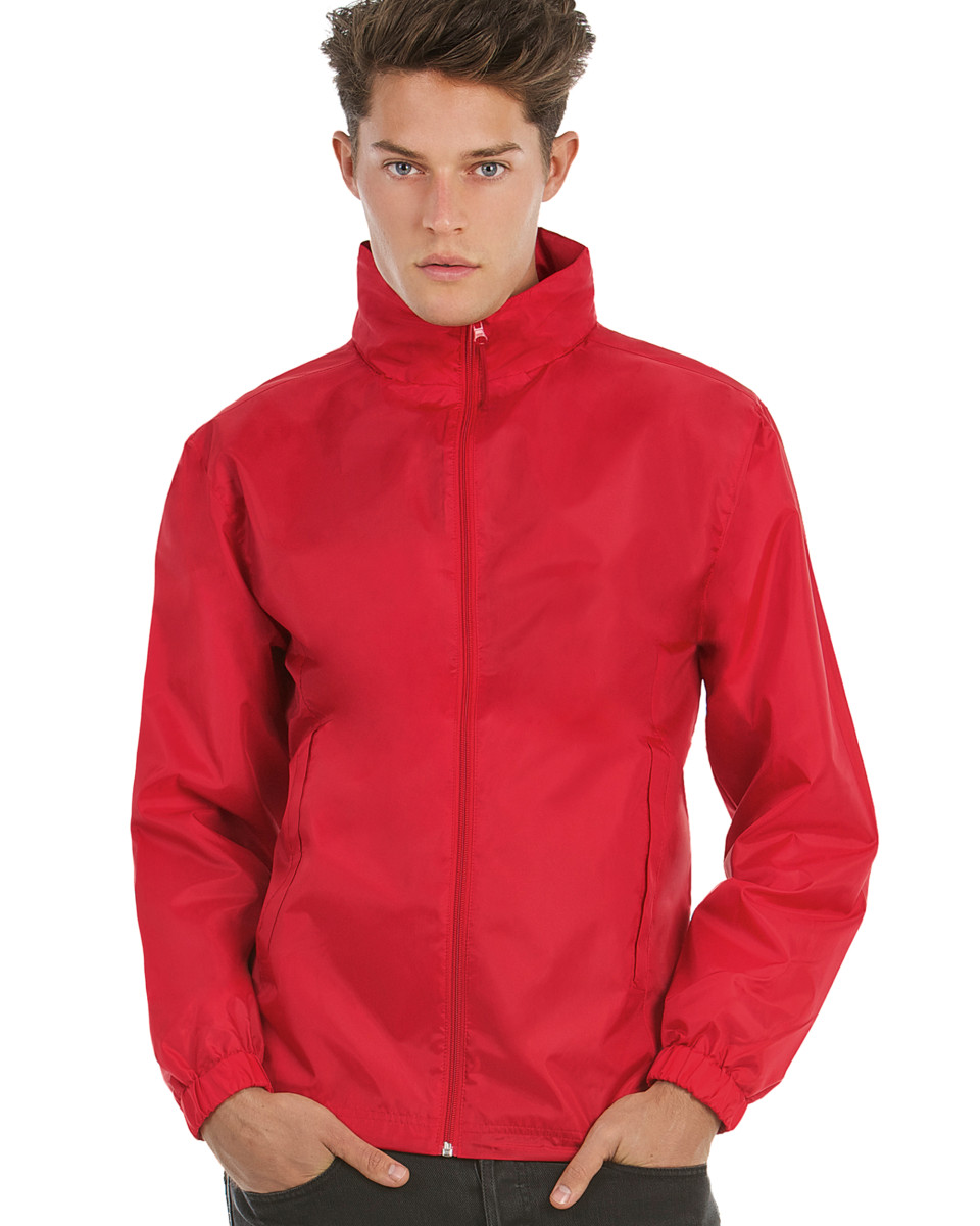 B and C ID.601 Men's Lightweight Windbreaker