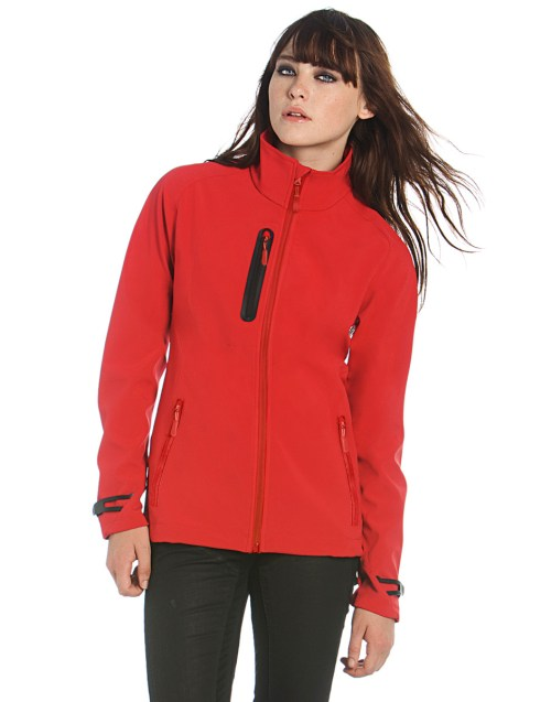 B and C Women's X-Lite Softshell