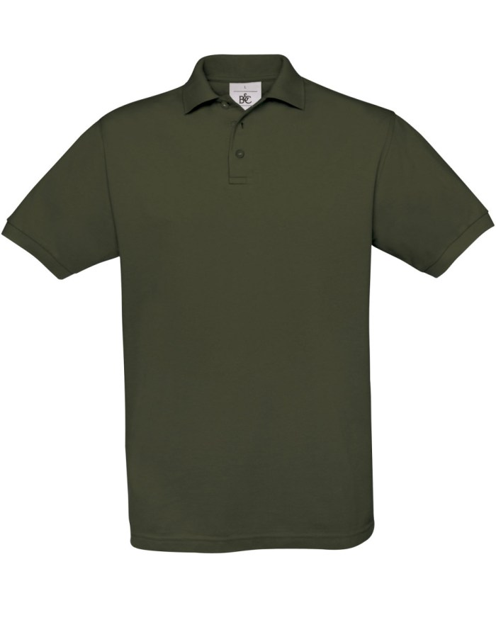 B and C Men's Safran Polo Shirt