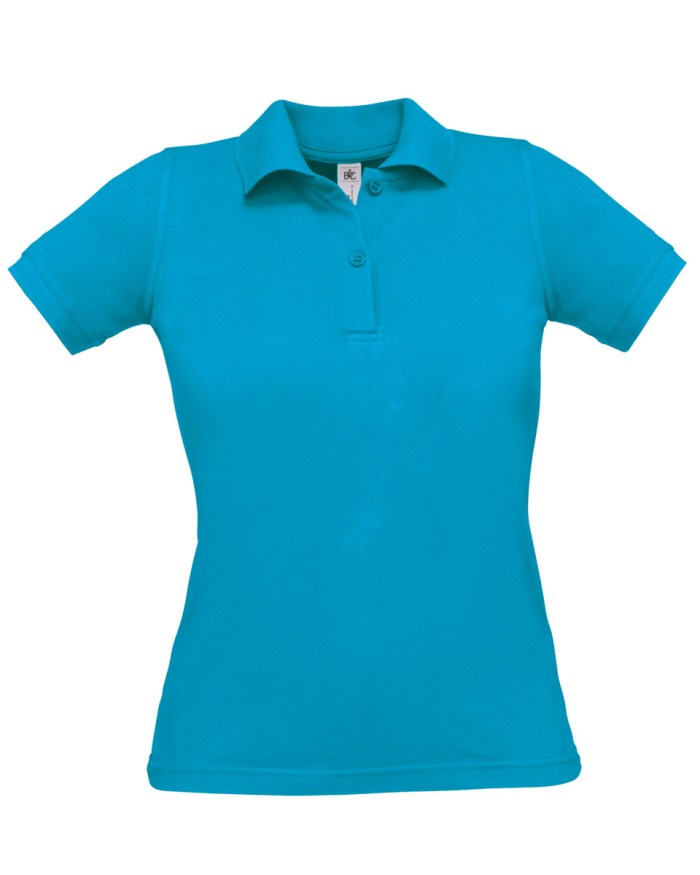 B and C Women's Safran Polo Shirt