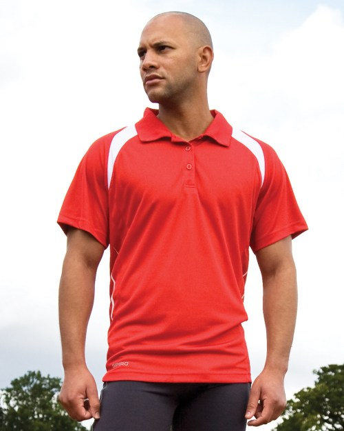 Spiro Men's Team Spirit Polo Shirt