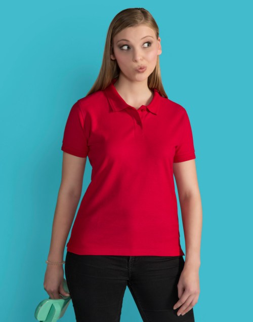 SG Ladies' Polycotton Polo