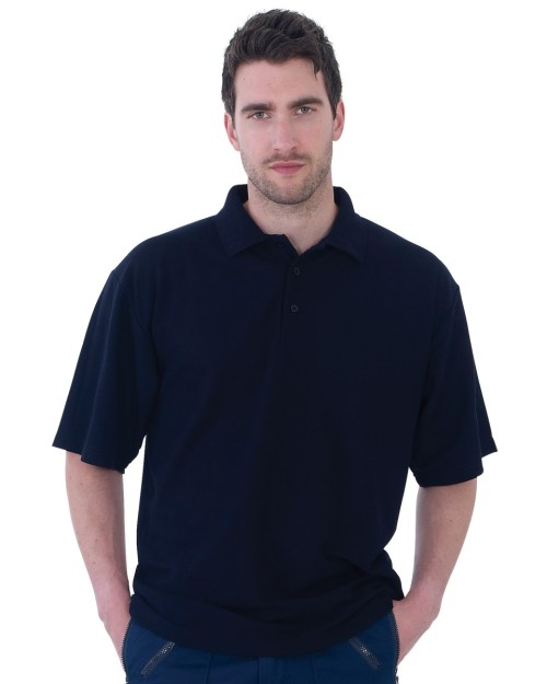 Ultimate Clothing Company 50/50 Piqué Polo