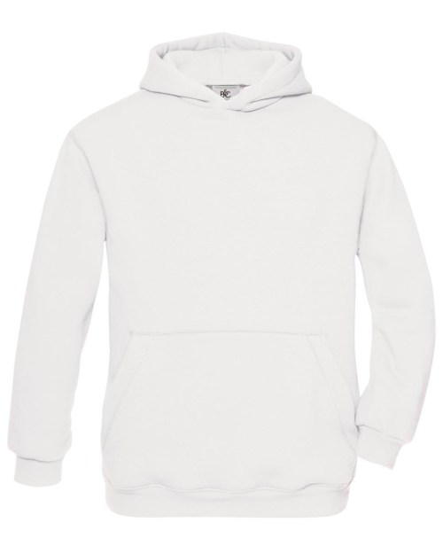 B and C Hooded Kid's Sweatshirt