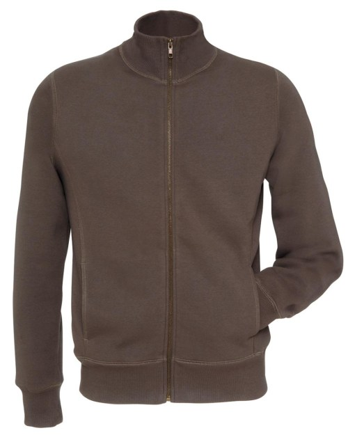 B and C Men's Spider Full Zip Sweatshirt
