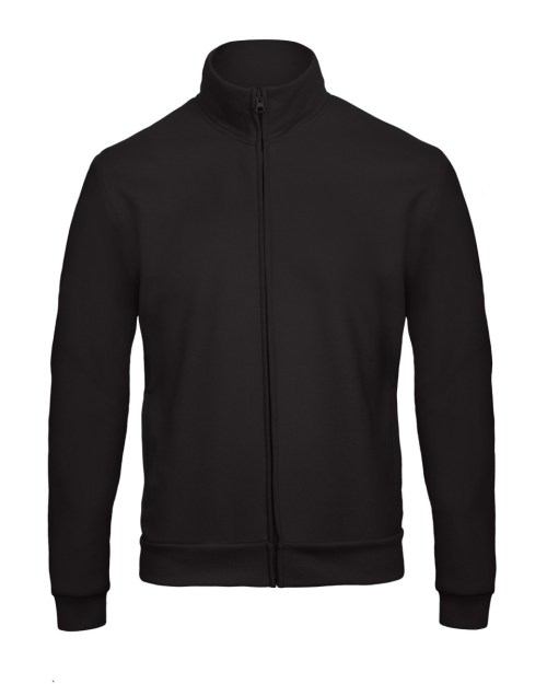 B and C Unisex ID.206 50/50 Full Zip Sweat Jacket