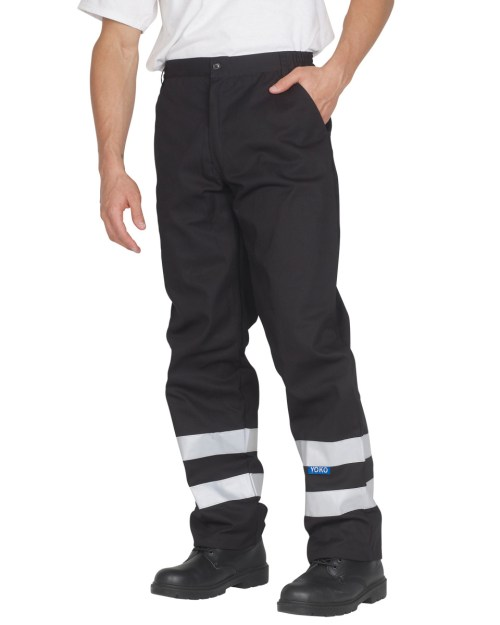 Yoko Reflective Working Trousers (Reg)