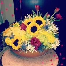 gorgeous flowers...