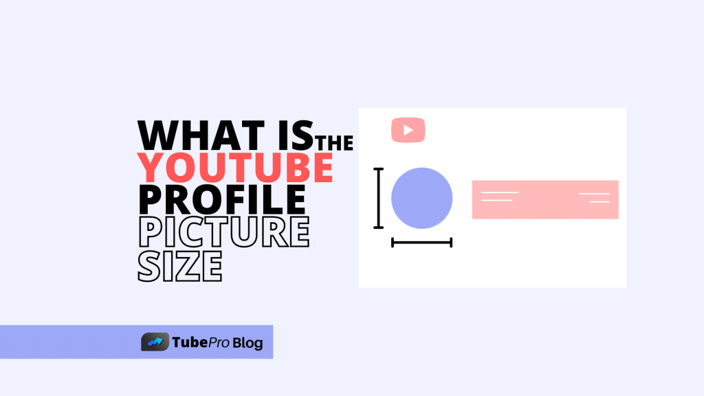 What is the YouTube Profile Picture Size? [2021]