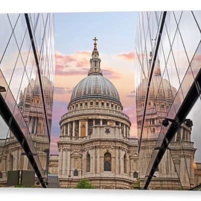 London Awakes - Photograph on Canvas