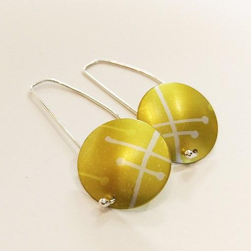 Earrings By Helen Curtis