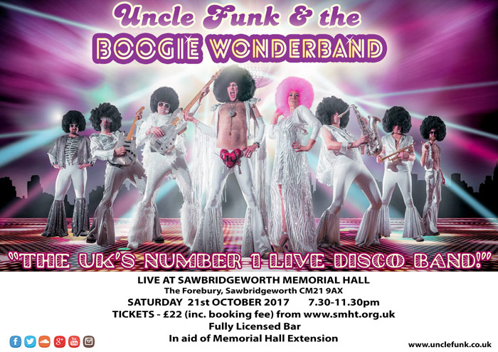 Uncle Funk & The Boogie Wonderband