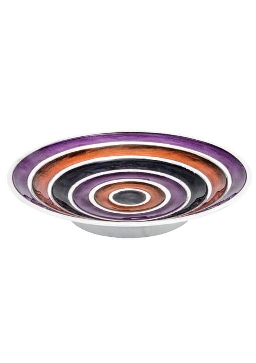 Aluminium Multicolour Dish