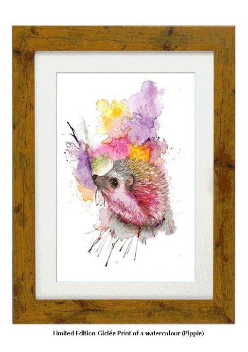Pippie Hedgehog