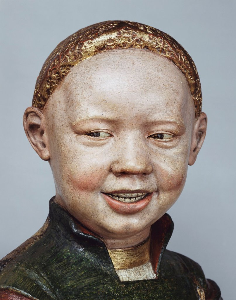 A bust thought to be of a young Henry Tudor