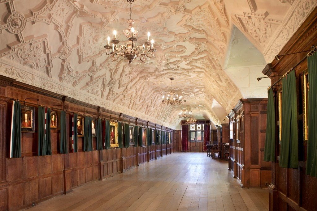 The Long Gallery at Hever