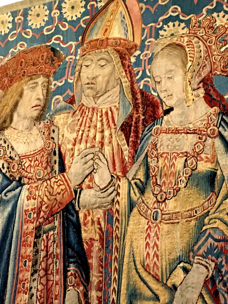 The marriage of Louis XII and Mary Tudor - or is it?