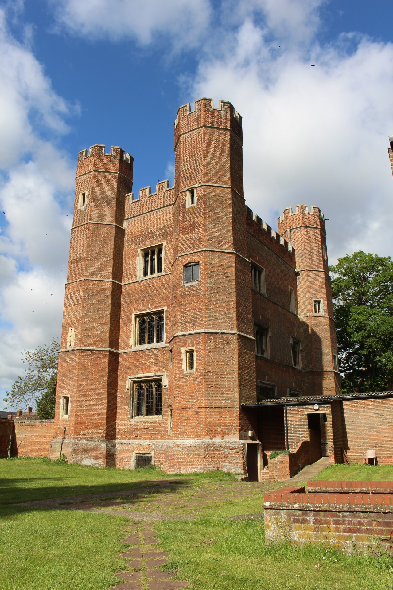 The Tower House At Buckden Palace