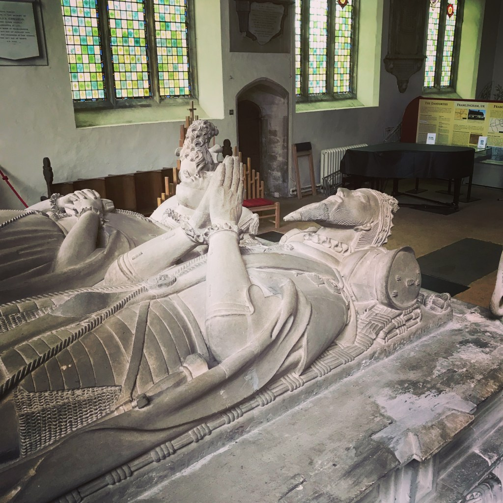 The Tomb of Thomas Howard, 3rd Duke of Norfolk