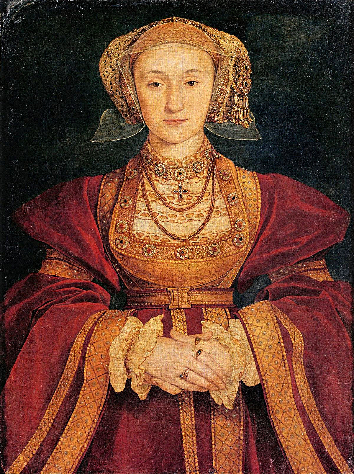 Anne of Cleves was born at the City Palace of Dusseldorf