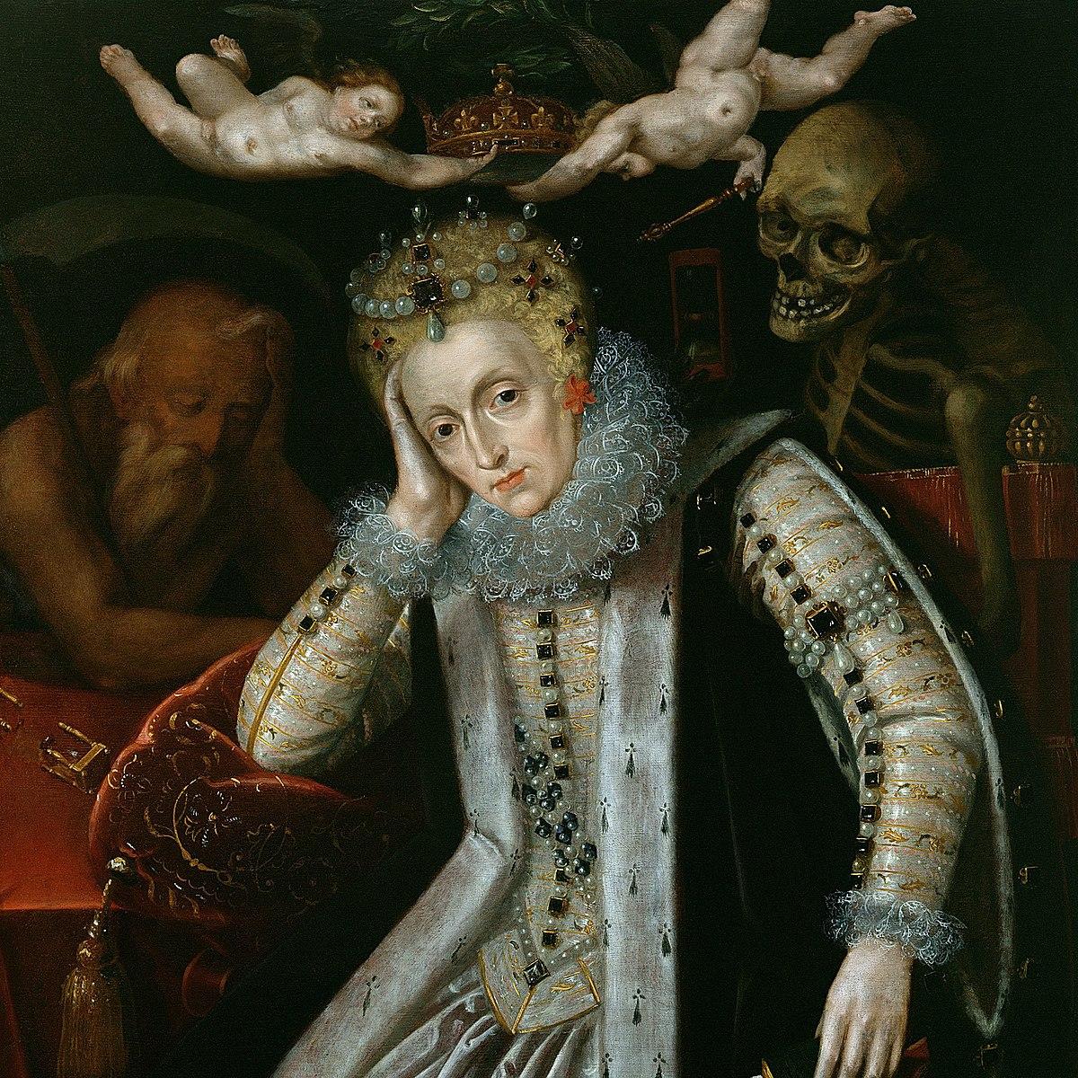 Elizabeth I an Allegorical Portrait