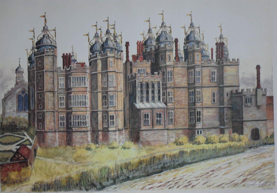 Richmond-Palace-Surrey-England
