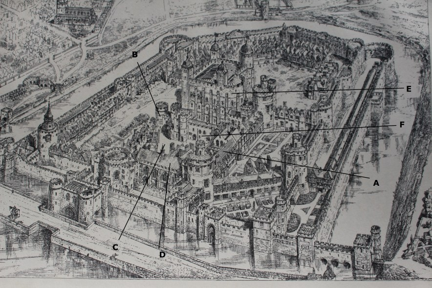 The Tower - Old London Illustrated (needs scanning)
