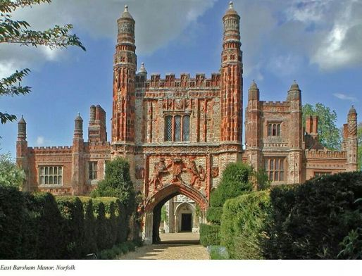 The Gatehouse: one of the 9 Key Features of a Tudor Palace