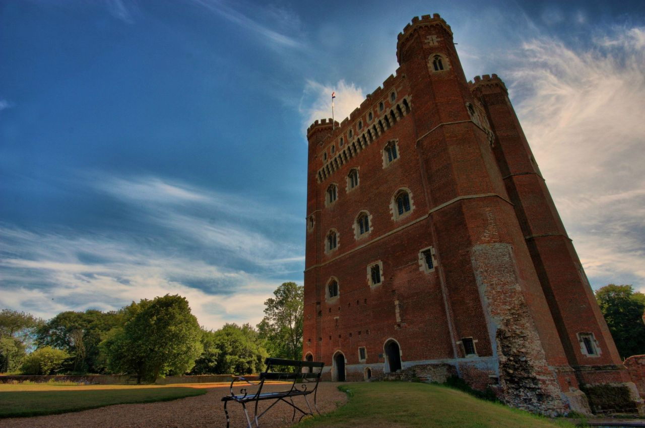 Tattershall Castle and Charles Brandon