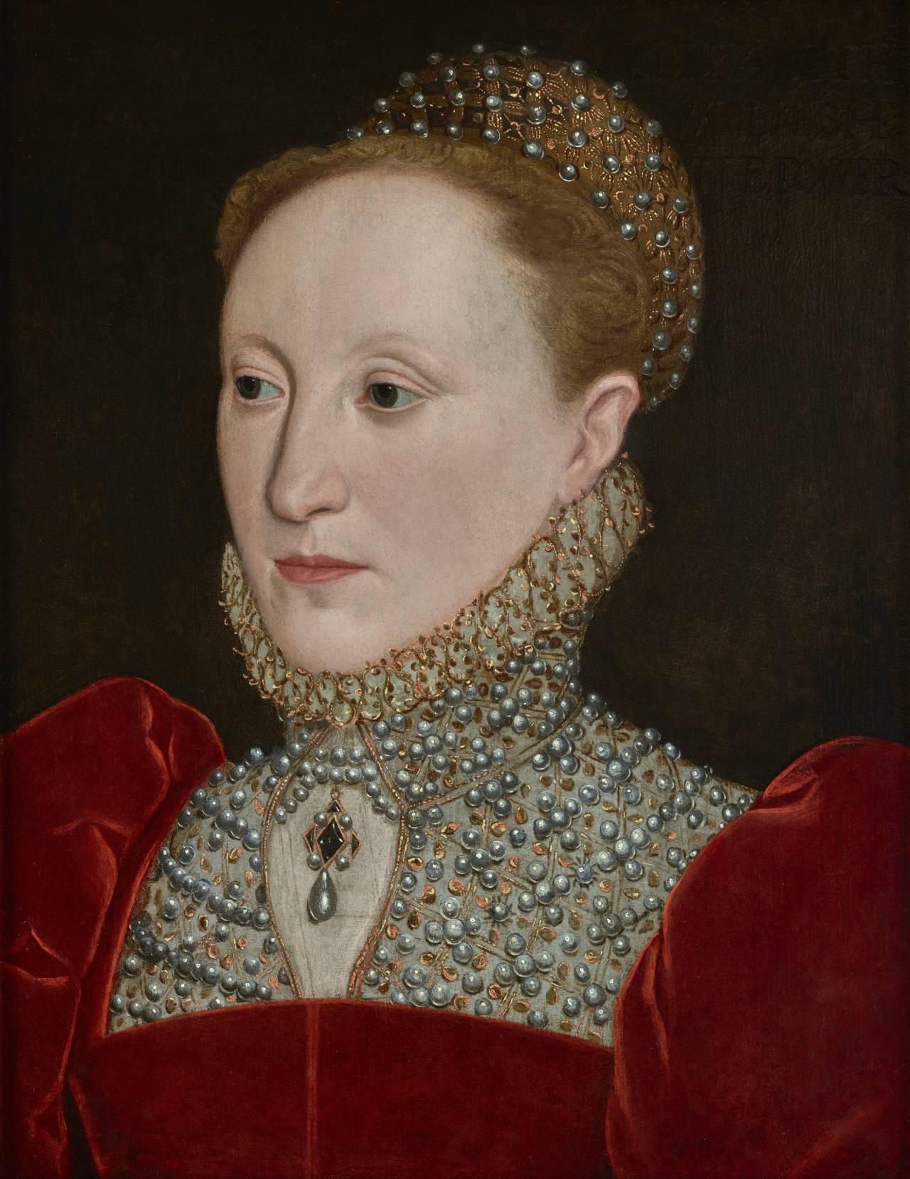 Elizabeth I who visited Kenilworth Castle in 1575