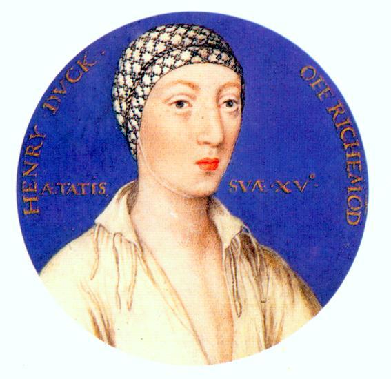 Henry Fitzroy, Duke of Richmond