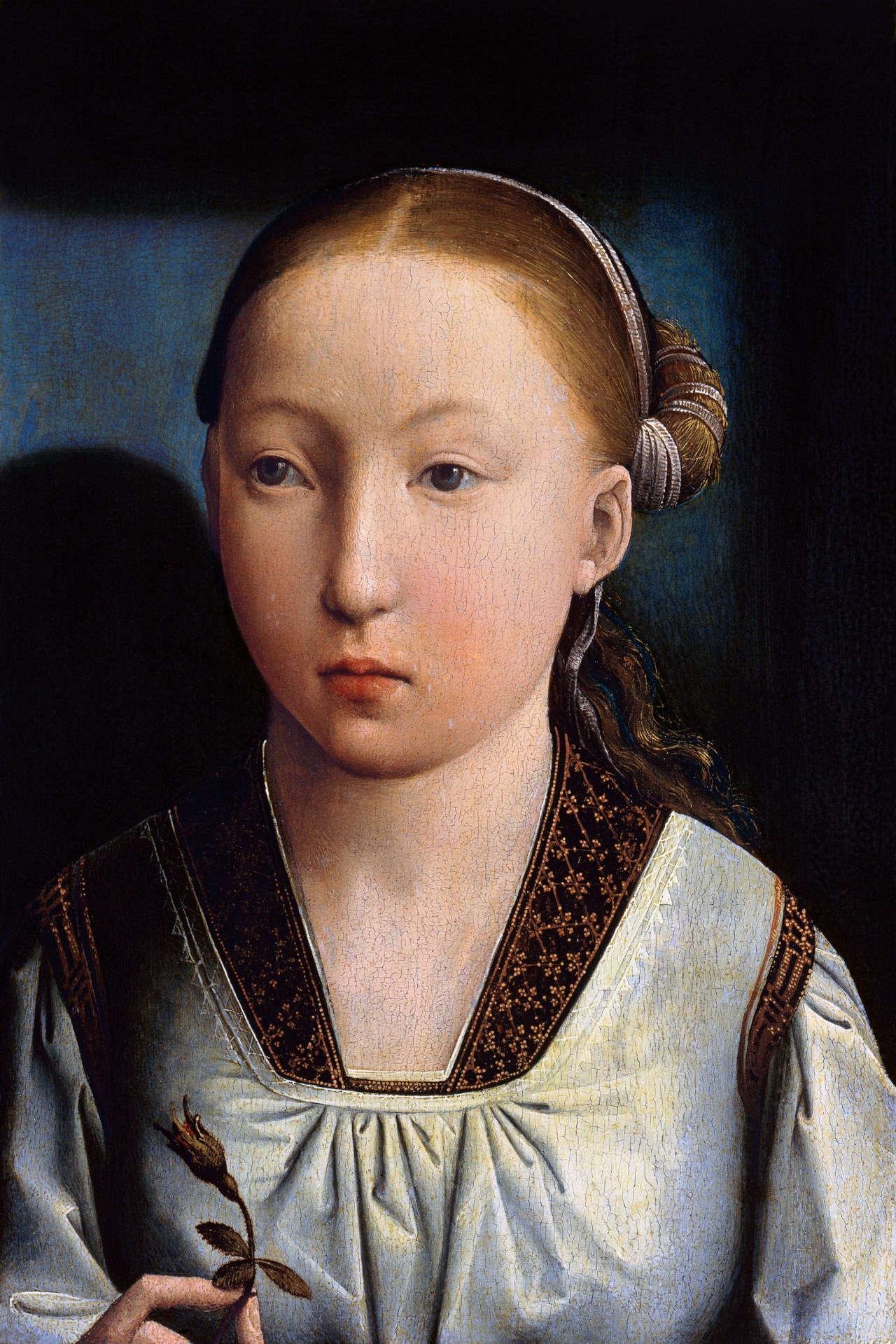 A Young Katherine of Aragon, married at Old St Paul's in 1501