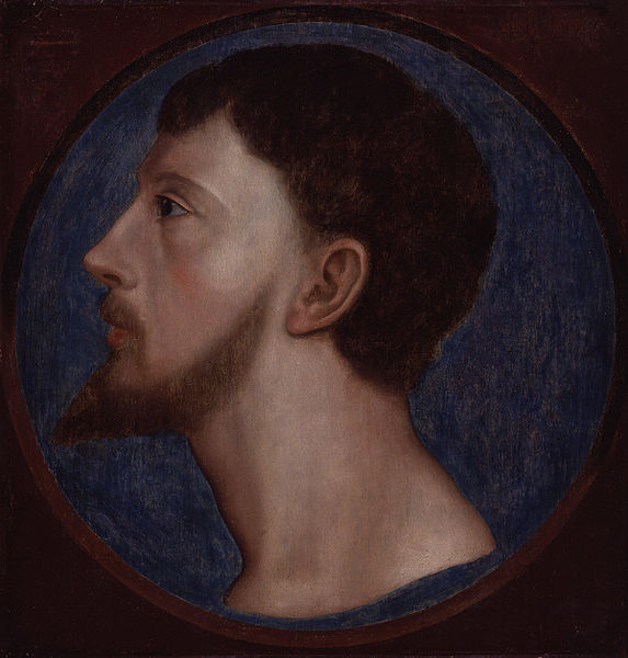 Portrait of Thomas Wyatt the Younger