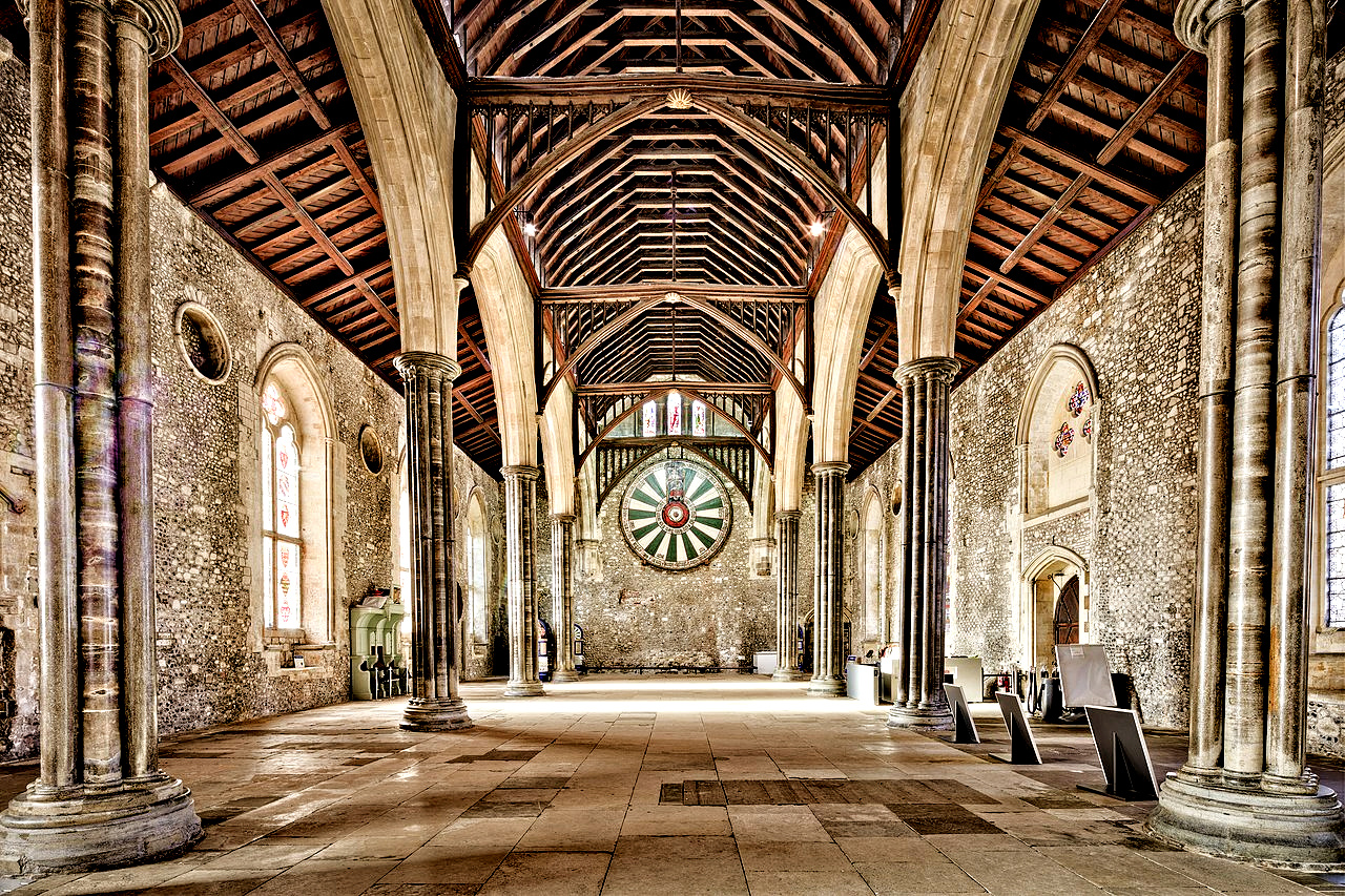Winchester Hall, Winchester