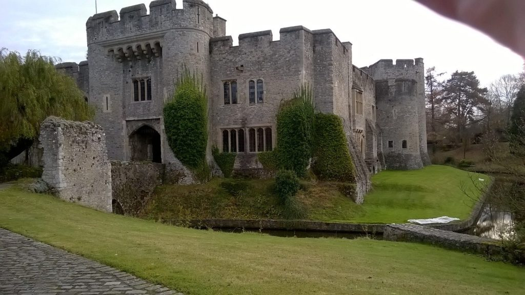 Allington Castle in Kent