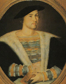 A portrait of William Carey