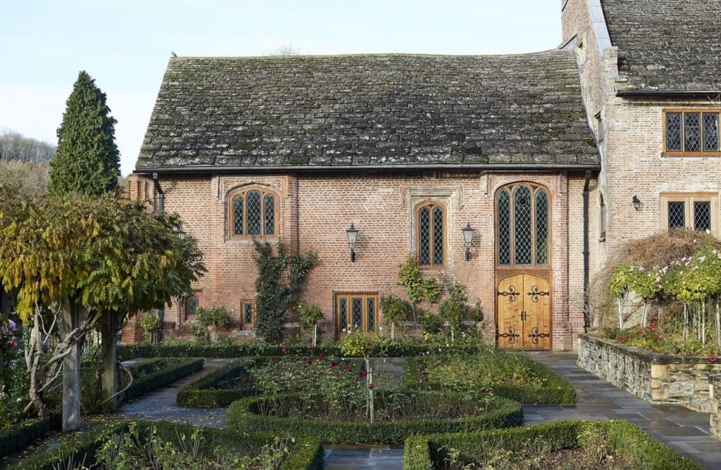 The 'Chapel' at Chesworth House