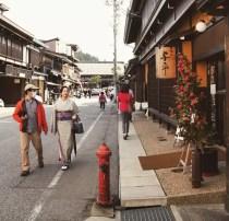 Takayama Old Town, Gifu