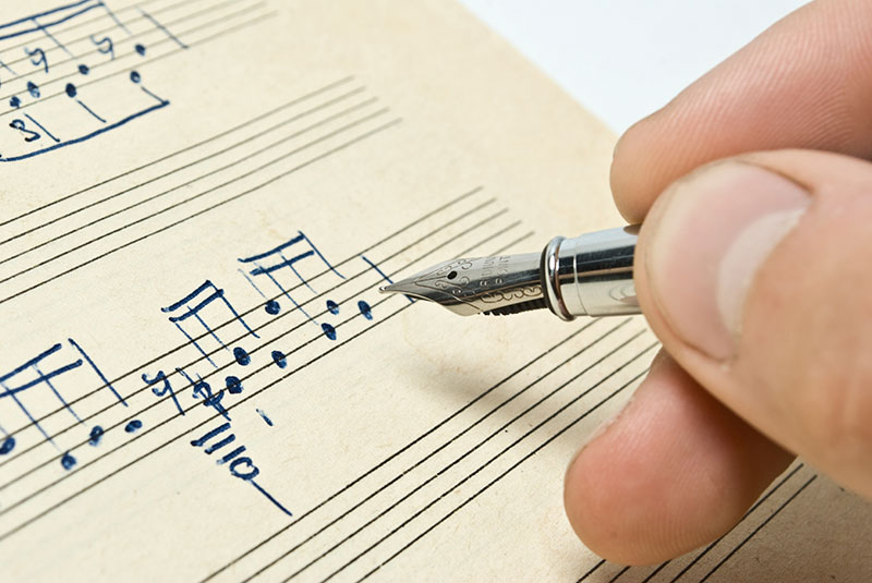 learn to compose music