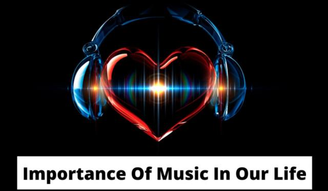 why music is important in our life