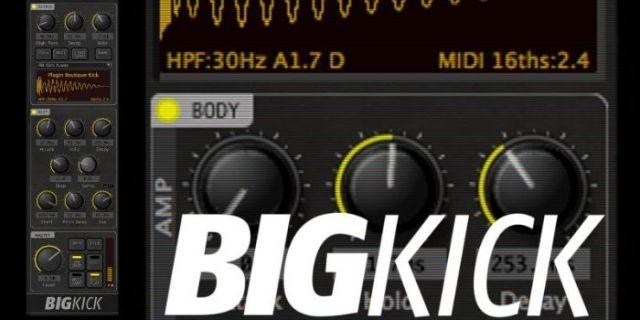 Big Kick 808 VST Plugin