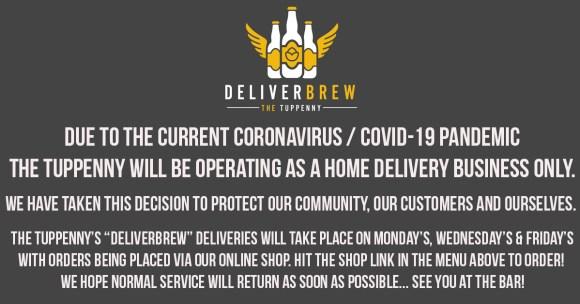 Deliverbrew banner