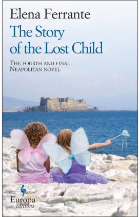 Story of the Lost Child cover Elena Ferrante