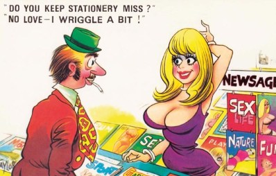 Bamforth Postcards