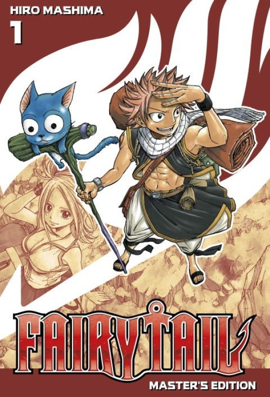 Fairy Tail Master's Edition Turnaround Kodansha