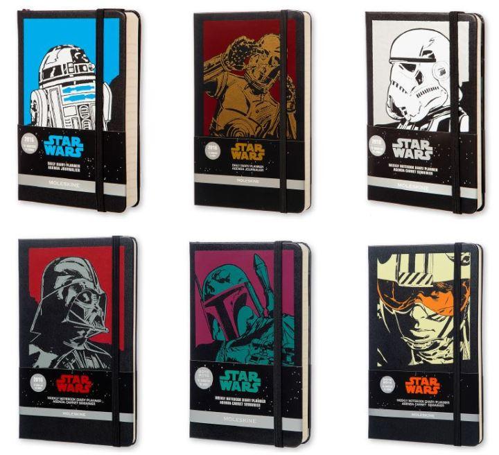 Moleskine Star Wars
